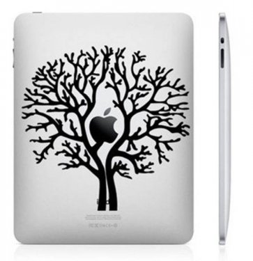 Yarat�c� iPad stickerlar�